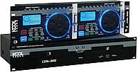 Сдвоенный CD проигрыватель для DJ Kool Sound CDS-388