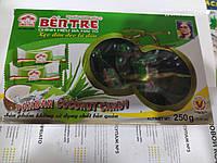 Кокосовые фруктовые натуральные конфеты 250г из Листьев желе