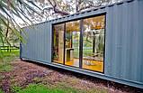 Дачный домик из контейнера, фото 2