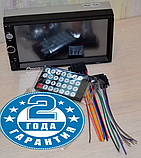 СУПЕР автомагнитола Pioneer 7010, 2DIN,BT,SD,USB,AUX,Fm КОРЕЯ ГАРАНТИЯ, фото 5