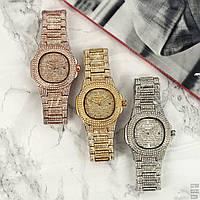 Женские наручные часы    Patek Philippe 3146G  золотого цвета