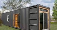 Дом из контейнера, офис из контейнера