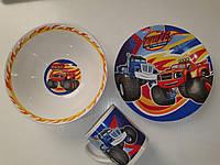 Комплект детской посуди оптом, Disney, № BLA102356, фото 1