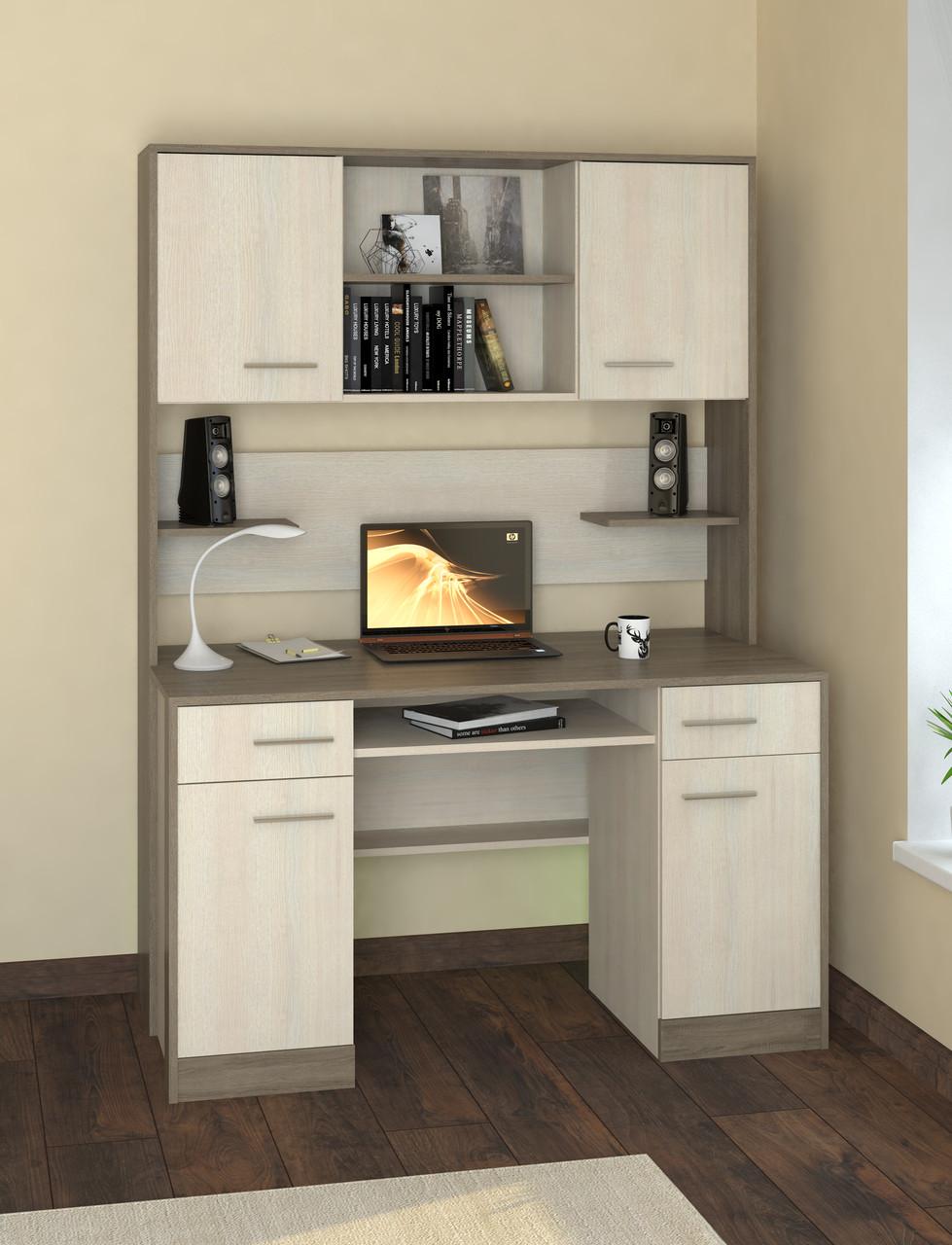 Компьютерный стол Макс 3 Летро (10 вариантов цветов)