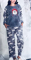 Жіночі махровий піжами норма оптом зі складу в Одесі.