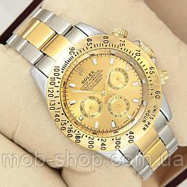 Наручные часы Rolex Daytona Men Silver/Gold