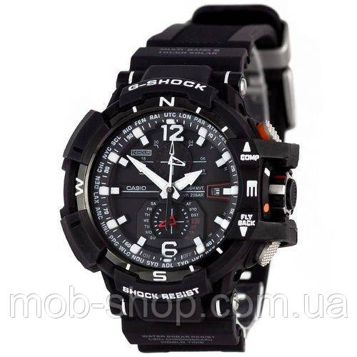 Наручные часы Casio G-Shock AAA GW-A1100 Black-White