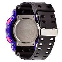 Наручные часы Casio G-Shock AAA GA-110 Violet-Black, фото 2