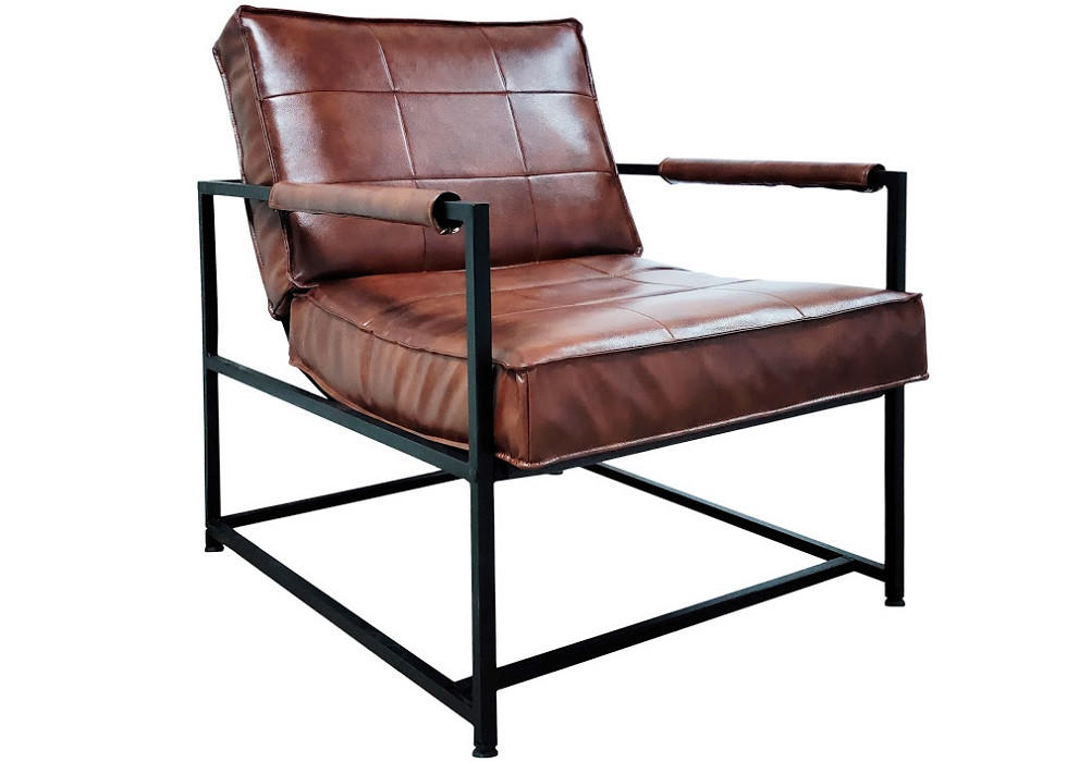 Кресло Таурус коричневое Rich