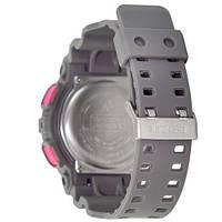 Наручные часы Casio G-Shock AAA GA-110 Gray-Pink Autolight, фото 2
