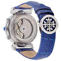 Наручные часы Patek Philippe Grand Complications Power Tourbillon Blue-Silver-Blue, фото 2