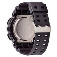Наручные часы Casio G-Shock AAA GA-100 Black-Green Arrow Autolight, фото 2