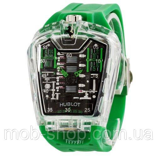 Наручные часы Hublot MP05 LaFerrari Green