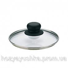 Крышка стеклянная для сковороды кастрюли Kela Callisto стекляная 24 см 10872
