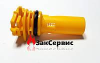 Фильтр водяной с отверстием под манометр на газовый котел Ariston 65104711