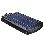Led светильник 30W на солнечной батарее с датчиком движения. Светодиодный фонарь на столб, фото 5