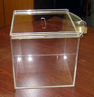 Ящик для пожертвований 200х200х200