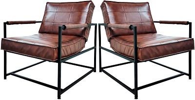 Кресло Таурус коричневое - картинка