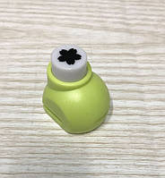 Дырокол фигурный для детского творчества JF-821 №253 Цветочек