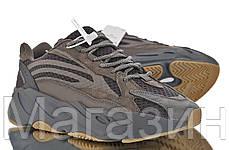 Женские кроссовки Adidas Yeezy Boost 700 Geode Адидас Изи Буст 700 серые, фото 2
