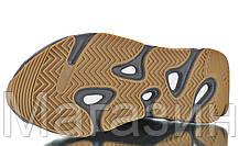 Женские кроссовки Adidas Yeezy Boost 700 Geode Адидас Изи Буст 700 серые, фото 3