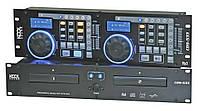 Сдвоенный CD проигрыватель для DJ Kool Sound CDS-533