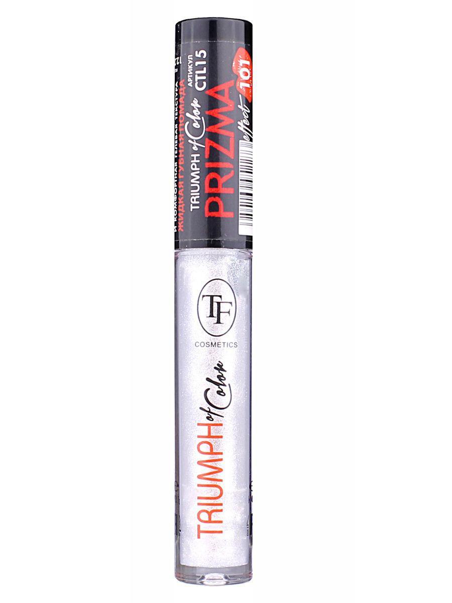 Жидкая губная помада TRIUMPH of Color Жемчужный тон 101 TL-15