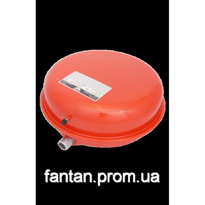 Бак плоский для систем отопления Zilmet OEM-PRO 6л (Италия)