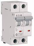 Автоматичний вимикач 50А HL-50/2 194776 EATON (Moeller), фото 2
