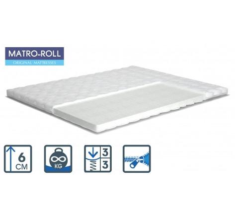 Матрас Matroluxe Air Standart 3+1 Matro-Roll-Topper / Эйр Стандарт 3+1