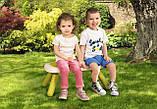 Лавочка без спинки дитяча Smoby Toys Зелена (880301), фото 2