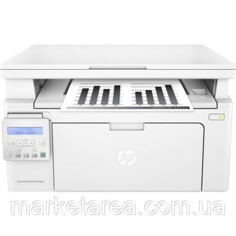 Лазерный принтер  МФУ HP LaserJet Pro M130nw with Wi-Fi (G3Q58A)