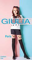 """Kолготки для девочек с рисунком """"Giulia Paris"""" 60"""