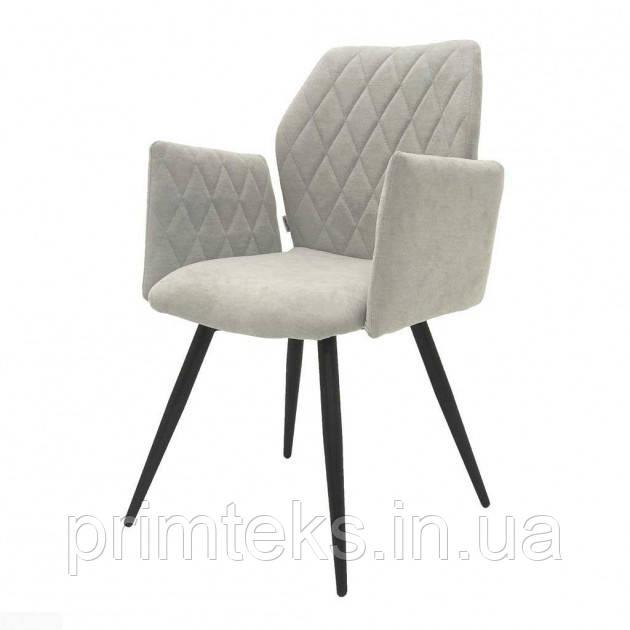 Кресло Glory ( Глори) тёплый серый