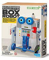 Набор для опытов Робот из коробок 4M (00-03389), фото 1