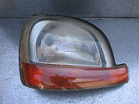 Оригинальная правая фара б/у на Renault Kangoo