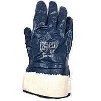 Перчатки Tomik синие МБС (манжет)