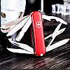Складной нож Victorinox Mini Champ 58 мм 0.6385