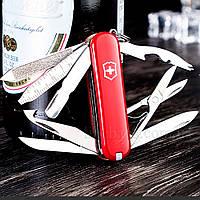 Складной нож Victorinox Mini Champ 58 мм 0.6385, фото 1