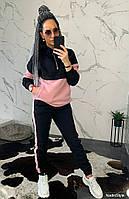 Супер модный  спортивный тёплый костюм   разные цвета NS733
