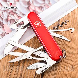 Перочинный нож Victorinox Huntsman 1.3713 15 функций