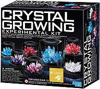 Набор для опытов Опыты с кристаллами 4M (00-03915/EU), фото 1