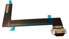 Шлейф с разъемом зарядки (Lighting Flat Cable) iPad Air 2 Black