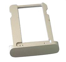 Утримувач Sim-картки (holder) iPad 4 Silver White