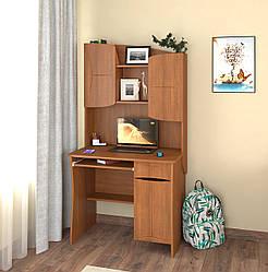 Компьютерный стол Сашок (орех) Летро