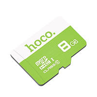 Карта памяти HOCO MicroSD 8GB Class 10