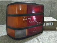№14 Б/у фонарь задний для Ford Scorpio 1986-1994