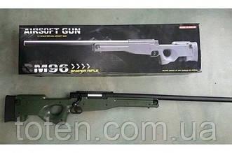 Снайперська гвинтівка M96 CYMA чорна До
