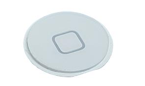 Кнопка Home iPad3, iPad4 White