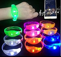 Светящийся браслет Noblest Art  для клубов, концертов, событий, рекламы   (LY3031)